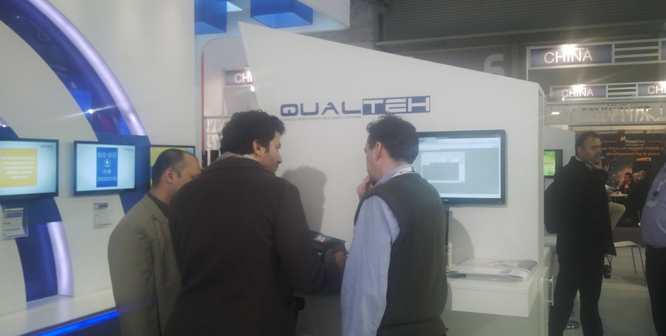 Qualteh, second participation in Mobile World Congress