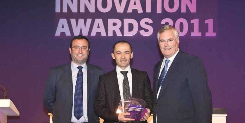 IQteh, awarded in the BlackBerry Summit in Alicante, Spain